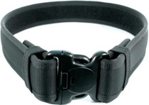 Blackhawk Padded Duty Belt Ergonomic Molded Cordura Extra-Large Black