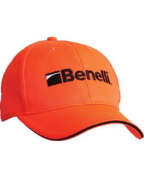 Benelli Blaze Orange Hat Orange