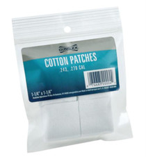 Gunslick Cleaning Patches .17 To .22 Caliber