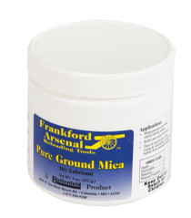 Battenfeld Technologies Frankford Arsenal Fine Powdered Mica Fouroz Jar