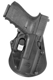 Fobus Digit Path Paddle Holster For Glock Black Plastic