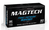 Magtech First Defense 40 S&W 180gr JHP Bonded, 50rd Box