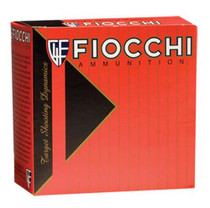 "Fiocchi Target Shotshell Loads 12 Ga, 2.75"", 1-1/8oz, 9 Shot, 25rd/Box"