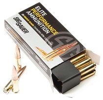 Sig 223 Rem 77gr Elite Match Grade OTM, 20rd/Box