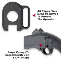 GG&G Mossberg 590-Right Hand Single Point Rear Sling Attachments