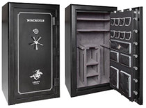 Winchester Safes Legacy 53 Gun Safe Black (Freight approximate, actual may vary)