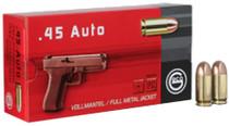 GECO 45 ACP 230gr, Full Metal Jacket, 50rd/Box