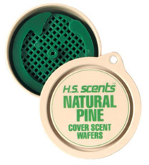 HUNTERS SPECIALTIES INC Primetime Natural Pine Scent Wafers 3 Per Pack