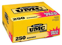 Remington UMC .380 ACP 95 Grain Metal Case 250rd/Box