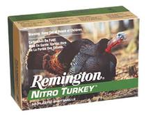 Remington Nitro Turkey 12 Gauge, 3 Inch, 1210 FPS, 1.875 Ounce, 5 Shot, 10rd/Box