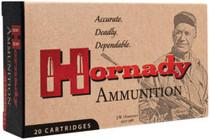 Hornady Custom 8x57 JS 195 Grain Spire Point 20rd/Box