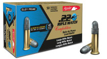 Aguila Match Competition 22 LR, 40gr, LRN, 50rd/Box