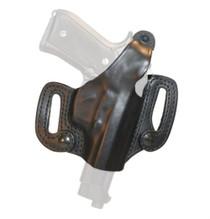 Blackhawk CQC Detachable Slide Holster Black Right Hand For Glock 9mm/.40 Caliber