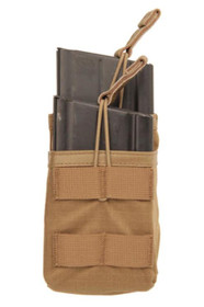 Blackhawk Tier Stacked SR25/M14 Mag Pouch Coyote Tan