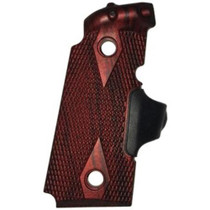 Kimber Crimson Trace Lasergrips rosewood for Micro