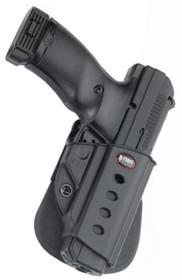 Fobus Evolution 2 Roto Belt Holster Hi-Point 45 ACP, Black, Right Hand