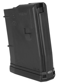 Mission First Tactical AR-15 Magazine, .223/5.56, 10rd, Black, Polymer