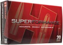 Hornady Superformance .308 Winchester 165gr, SST, 20rd/Box