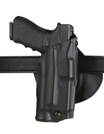 Bianchi 6378 Safariland ALS Concealment Paddle Holster Glock 34 STX Plain Black Right Hand