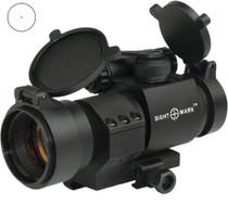 Sightmark/Landmark Tactical Red Dot 1X Obj Unltd Eye Relief 8 Moa Anodized
