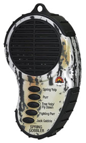 Cass Creek Ergo Spring Gobbler Electronic Call Turkey Plastic Camo AAA (3)