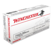 Winchester 7.62X39 Full Metal Jacket 123GR 20rd Box