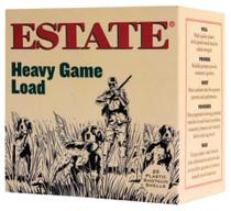 "Estate Upland Hunting Load, 20 Ga, #7.5 Lead Shot, 2-3/4"", 25rd/Box"