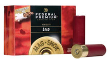 Federal Mag-Shok Turkey Load High Velocity 12 Gauge 2.75 Inch 1315 FPS 1.5 Ounce 4 Shot 10 Per Box