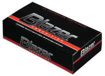 CCI Blazer 10mm 200 Gr, Total Metal Jacket, Aluminum Case, 50rd/Box
