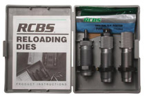 Rcbs Carbide Three-Die Set Roll Crimp .460 S&W