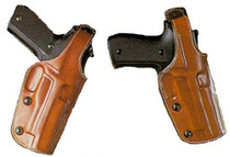 Galco Dual Position Phoenix Auto 212 Fits Belts up to 1.75 Tan Leather