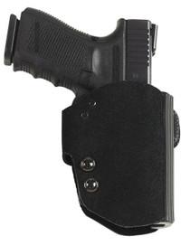 Galco Blakguard Glock 26/27/33, Black, RH