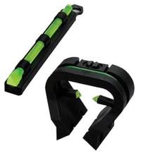 Hiviz \Tri-Viz Combo Sight Fits Most Rib Shotguns,, Removeable Front Bead