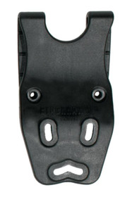 Blackhawk Serpa Jacket Slot Belt Loop With Duty Holster Screws Black
