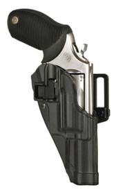 "Blackhawk! Cqc Carbon Fiber Serpa Active Retention Holster Taurus Judge 2.5"" Cyl, Matte Black, Right Hand"
