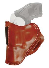 "Blackhawk CQC Leather Speed Classic Brown Left Hand 2"" Snub"