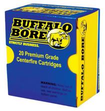 Buffalo Bore 9mm +P 115gr, JHP, 20rd/Box