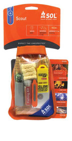 Adventure Medical Kits SOL Scout Survival Kit Orange