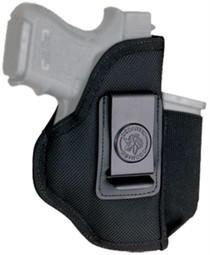Desantis Pro Stealth Black Nylon, Ruger LC9