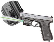 Viridian C5L, Tacloc Holster for Glock 17/19/22/23 Green Laser 100 Lm