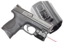 Viridian Lasers C5L-R Red Laser and Light Plus TacLoc Holster Package Smith & Wesson M&P 9mm/.40