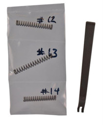Wilson Combat Tune Spring Kits Smith & Wesson K, L, N Frames