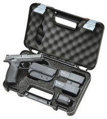 Smith & Wesson M&P 40 Carry and Range Kit, 15rd Mags, Holster, Magazine Pouch, Earplugs, 3 Magazines & Speed Loader
