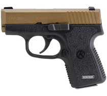 KAHR ARMS CW SERIES BURNT BRONZE Finish 380 ACP 6 Rd Mag