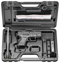 "Springfield XD Essential Pkg 3"" DAO 40S&W 3"" Barrel, Poly Grip/Frame Black, 10rd"
