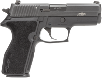 Sig P227 45 ACP 3.9In SAS Black Da/Sa Siglite E2 Grip (2) 10Rd Steel MAG Dehorned SRT