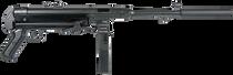 "GSG MP-40 22LR, 17.2"" Barrel,, rds,  10 rd"