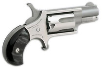 "North American Arms Mini Revolver 22LR 1 1/8"" Barrel Black Pearl Grips"
