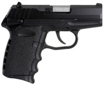 """SCCY CPX-1 9MM 3.1"""" Carbon Black Hard Nitride, Manual Safety 10 Round"""