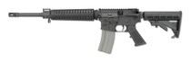 "RRA LAR-15LH A4 Mid Gas Sys AR-15 SA 223/5.56 16"" Barrel, 6 Pos Stock Black, 30rd"